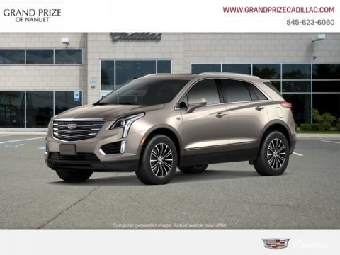 Bronze Dune Metallic 2019 Cadillac XT5 Luxury AWD