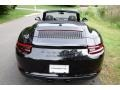 Porsche 911 Carrera GTS Cabriolet Black photo #5