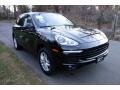 Porsche Cayenne  Black photo #8