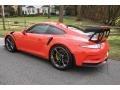 Porsche 911 GT3 RS Lava Orange photo #4