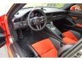 Porsche 911 GT3 RS Lava Orange photo #11