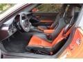 Porsche 911 GT3 RS Lava Orange photo #13