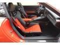 Porsche 911 GT3 RS Lava Orange photo #14