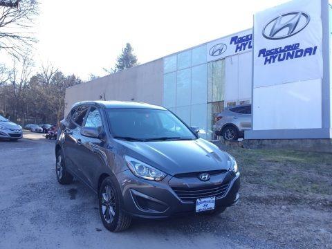 Graphite Gray 2015 Hyundai Tucson GLS AWD