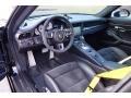 Porsche 911 Turbo S Coupe Black photo #12