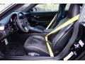 Porsche 911 Turbo S Coupe Black photo #14