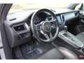 Porsche Macan Turbo Rhodium Silver Metallic photo #19