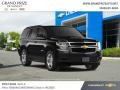 Chevrolet Tahoe LS 4WD Black photo #4