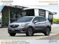 Buick Envision Essence AWD Satin Steel Gray Metallic photo #1