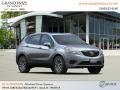 Buick Envision Essence AWD Satin Steel Gray Metallic photo #4