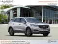 Buick Enclave Essence AWD Quicksilver Metallic photo #4