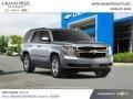 Chevrolet Tahoe LS 4WD Satin Steel Metallic photo #4