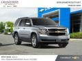Chevrolet Tahoe LS 4WD Satin Steel Metallic photo #4