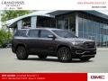 GMC Acadia SLT AWD Iridium Metallic photo #4