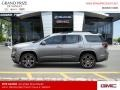 GMC Acadia Denali AWD Quicksilver Metallic photo #2