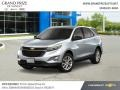 Chevrolet Equinox LS Silver Ice Metallic photo #1