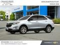 Chevrolet Equinox LS Silver Ice Metallic photo #2