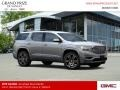 GMC Acadia Denali AWD Quicksilver Metallic photo #4