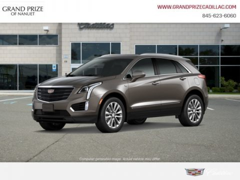 Dark Mocha Metallic 2019 Cadillac XT5 Luxury AWD