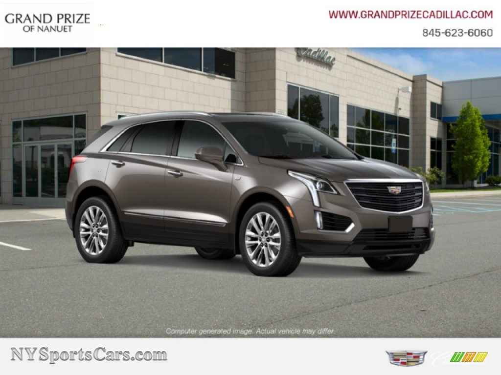 2019 XT5 Luxury AWD - Dark Mocha Metallic / Sahara Beige photo #6