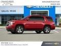 Chevrolet Tahoe LS 4WD Siren Red Tintcoat photo #2