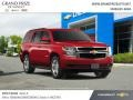 Chevrolet Tahoe LS 4WD Siren Red Tintcoat photo #4