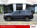 GMC Acadia Denali AWD Blue Steel Metallic photo #2