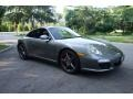 Porsche 911 Carrera S Coupe Meteor Grey Metallic photo #8