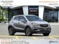 Buick Encore Preferred AWD Satin Steel Metallic photo #4