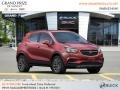 Buick Encore Preferred Winterberry Red Metallic photo #4