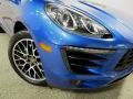 Porsche Macan S Sapphire Blue Metallic photo #8