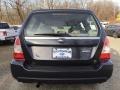 Subaru Forester 2.5 X Obsidian Black Pearl photo #4
