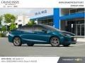 Chevrolet Cruze LT Pacific Blue Metallic photo #4