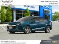 Chevrolet Cruze LT Pacific Blue Metallic photo #1
