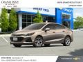 Chevrolet Cruze LT Pepperdust Metallic photo #1