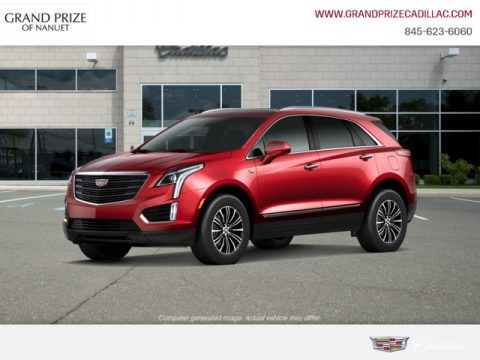 Red Horizon Tintcoat 2019 Cadillac XT5 Luxury AWD