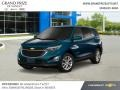 Chevrolet Equinox LT AWD Pacific Blue Metallic photo #1