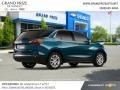 Chevrolet Equinox LT AWD Pacific Blue Metallic photo #4