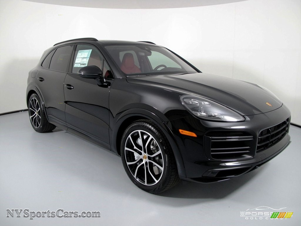 2019 Porsche Cayenne Turbo In Black A80342 Nysportscars Com Cars For Sale In New York