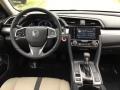 Honda Civic EX Sedan Crystal Black Pearl photo #12