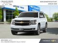 Chevrolet Tahoe LT 4WD Summit White photo #1