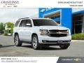 Chevrolet Tahoe LT 4WD Summit White photo #4