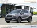 Buick Encore Preferred Satin Steel Metallic photo #1