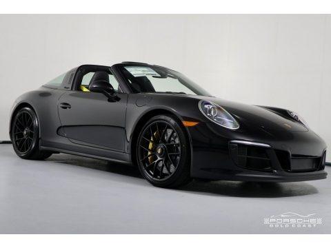 Black 2019 Porsche 911 Targa 4 GTS