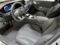 Mercedes-Benz S AMG 63 4Matic Sedan Iridium Silver Metallic photo #16