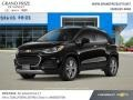 Chevrolet Trax LT AWD Mosaic Black Metallic photo #1