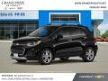 Chevrolet Trax LT AWD Mosaic Black Metallic photo #2