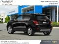 Chevrolet Trax LT AWD Mosaic Black Metallic photo #3