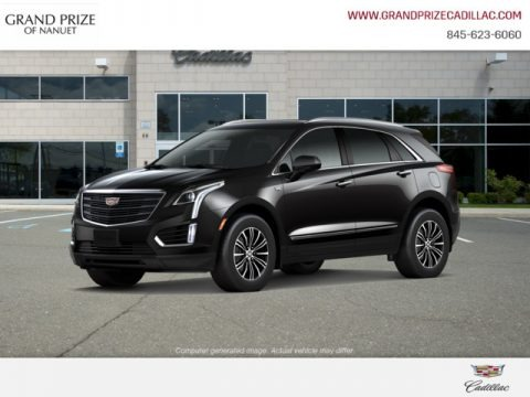 Stellar Black Metallic 2019 Cadillac XT5 Luxury AWD