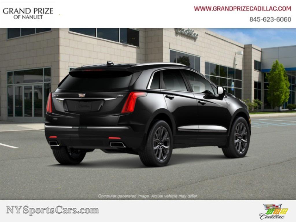 2019 XT5 Luxury AWD - Stellar Black Metallic / Jet Black photo #5